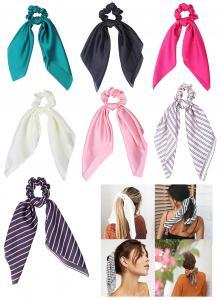 Scrunchie med scarf