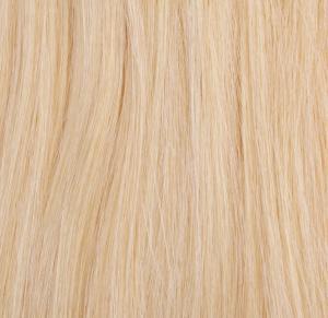 #24 Mellanblond - Original äkta löshår remy microringar loop