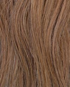 #12 Ljusbrun - Original äkta löshår remy clip-on
