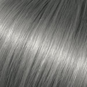 #DarkGrey Mörkgrå - Premium äkta löshår remy tejp