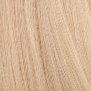 #613 Ljusblond - Original äkta löshår remy nagelslingor