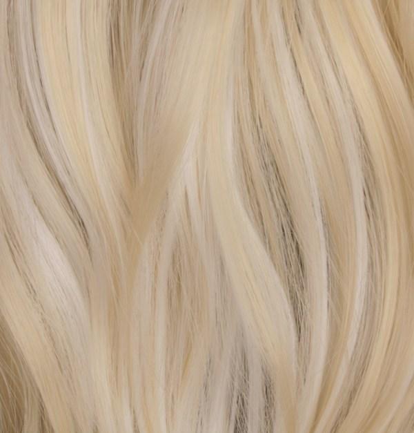 äkta vit blond