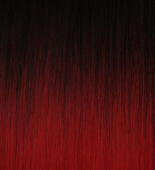 äkta fnask rött hår